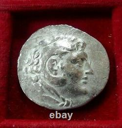 Rois De Macedon. Alexandre Iii'le Grand' Ar Tetradrachm. Alabanda ( Alabanda )