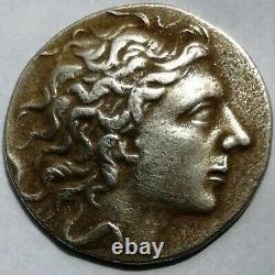 Rois De Pontos, Argent Tetradrachm Mithradates Eupator VI Ca. 120-63 Av. J.-c.