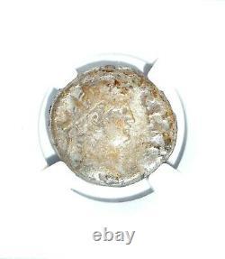 Roman Nero Alexandria Bi Tetradrachm Coin Ngc Certifié Avec Histoire, Certificat