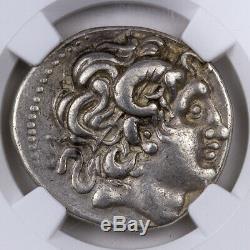Royaume Grec Thrace Tétradrachme Posthume Lysimaque Ngc Ch Vf Sku42212