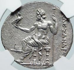 Samos Île Grecque Off Ionie Antique Argent Grec Tetradrachm Monnaie Ngc I85682