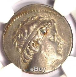 Séleucide Séleucus II Ar Tetradrachm 246-225 Bc Coin Certifié Ngc Choix Vf