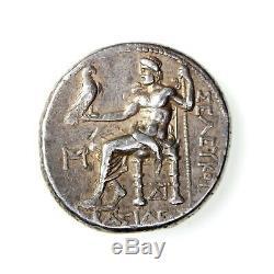Seleukos I Nicator Tétradrachme D'argent 312-281bc