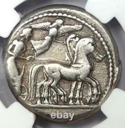 Sicile Syracuse Ar Tetradrachm 480 Av. J.-c. (nike, Arethusa, Dolphin). Amende Choix Du Mbac
