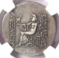 Thrace Odessus Alexandre Le Grand III Ar Tetradrachm Coin 125-70 Bc Ngc Xf
