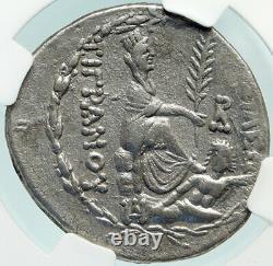 Tigranes II Armenia King Ancient 83bc Argent Grec Tetradrachm Coin Ngc I84770