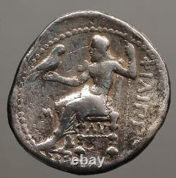 Z-459 Philippe III Arrhidaeus 323-317 Av. J.-c., Tétradrachme D'argent Frappé À Babylone